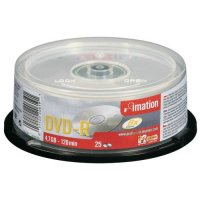 Imation Dvd-R 8X 4.7Gb Spindle Pk25