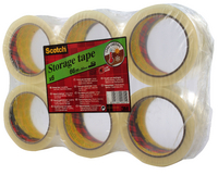 Scotch Low Noise Tape Clear 48mmx66M
