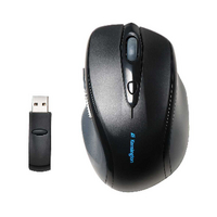 Kensington Full Wless Mouse Blk K72370EU
