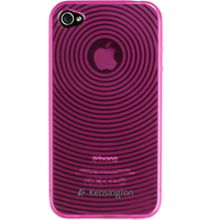 Kensington Grip Case For Iphone 4 Pink