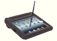Kensington Carry Case Stand Ipad Charc
