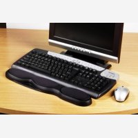 Kensington Gel Keyboard WristRest Black