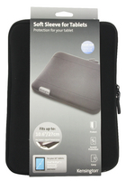 Kensingt Soft Sleeve For Tablets Black