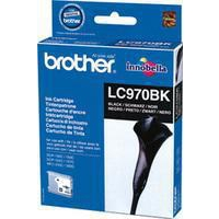 Brother Lc-970 Ink Cart Twin Pack Black