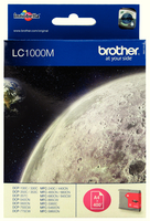 Brother LC1000M Ink Cartridge Magenta