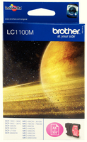 Brother LC1100 Ink Cart Magenta LC1100M