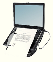 Fellowes Professional Laptop W/Stat Silv