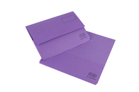 Elba Bright Document Wlt FCap Purple