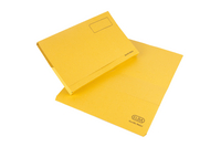 Elba Bright Document Wlt FCap Yellow