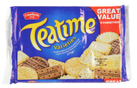 Crawford Teatime Biscuits 275g A07336