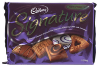 Cadburys Signature Biscuits A08018