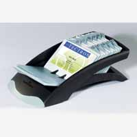 Durable Visifix Desk Silver 2413/23