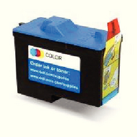 Dell Ink Cartridge HiCap Colour M4646