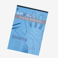 Daler Rowney Series A Drawing Pad A4