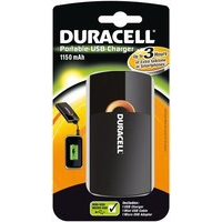 Duracell 3Hour Charger Black 81296700
