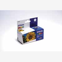 Epson Inkjet Cart Colour T018401