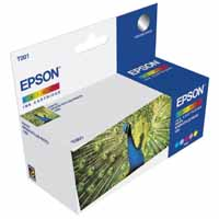 Epson Colour Ink Cart Photo 1200 T001011