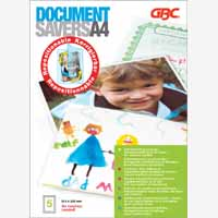 Acco Document Saver A5 Clear EY05000