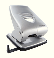 Rapesco 835 2Hole Punch Silver 1024
