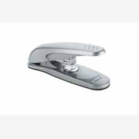 Rapesco Zero-02 Half Strip Stapler Silv