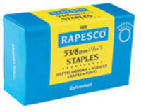 Rapesco Staples P5000 53/8mm