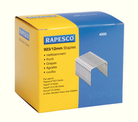 Rapesco Staples 923 Series P4000 12mm
