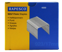Rapesco Staples 923 Series P4000 17mm