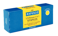 Rapesco Staples 8mm 13/8 Pk5000