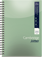 Cambridge Jotter A4+ Wirebound Notebook