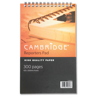 Cambridge 5X8 150Lf Spiral Note/Bk