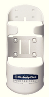 KC Sanitiser 48ml Bracket Wht Pk12 6142
