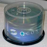 Q-Connect CD-R 700MB/80min Spindle Pk50