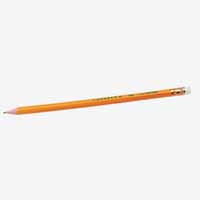 Unbranded Pencil Hb Rubber Tipped