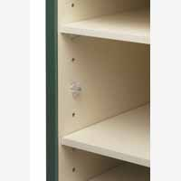 Marland Sorter Shelf 370x8 Pk12
