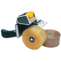 Packaging Tape Clear 150m Pk6