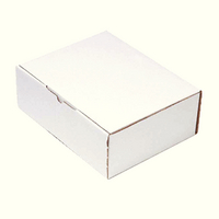 Mailing Box 260x175x100mm Oyster Pk25