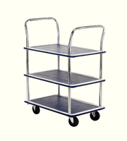 Barton 3Shelf Trolley PST3