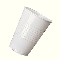 Tall Vending Hot Drink Cup Wht 2000