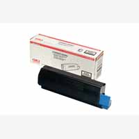 Oki Toner Cartridge Std Yield C3200 Blk