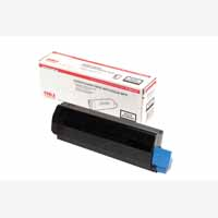 Oki Toner Cartridge Black 42804548