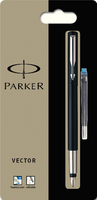 Parker Vector Std Fountain Pen Black