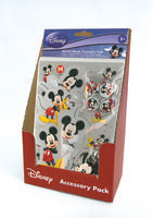 Disney Mickey Mouse Accessory Pack Red