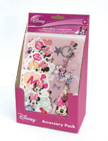 Disney Minnie Mouse Accessory Pack Pink