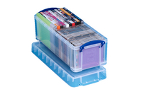 Really Useful 6.5 Litre Box Clear