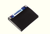 Rexel Display Book A4 20Pkt Black 10555