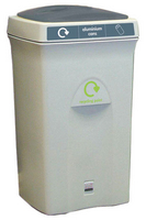 FD 100L Recycling Bin Yellow 315275