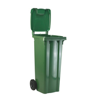 FD Refuse Container 120L 2 Whld Grn 33