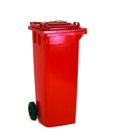 FD Refuse Container 80L 2 Whld Red 331