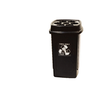 Disposable Cup Bin Blk/Gry