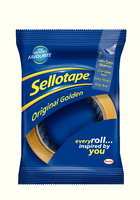 Sellotape Golden Tape 48mmx66M 1443